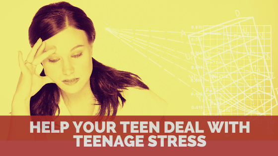 How can parents help with teenage stress – The Ideas Guide