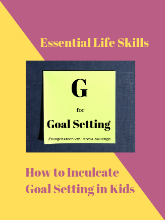 Inculcate Goal Setting in Kids