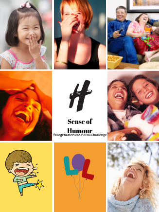 Developing Sense of Humor in your kids