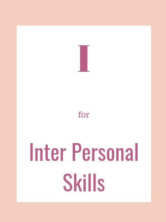Discovering Good Interpersonal skills with kids