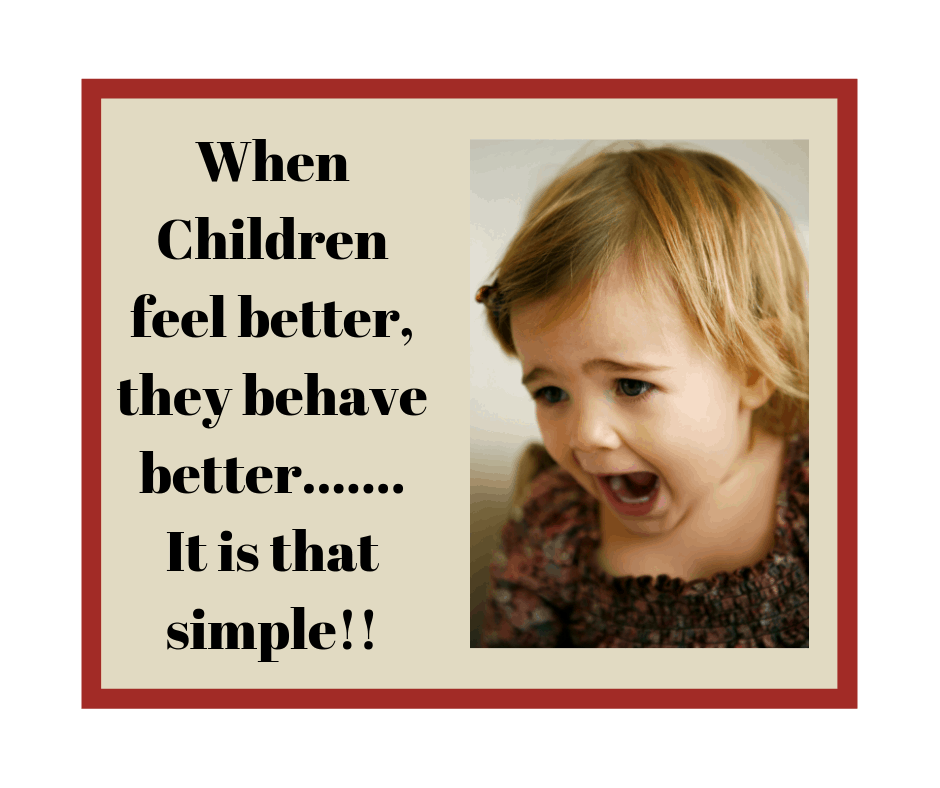 child behaviour quote