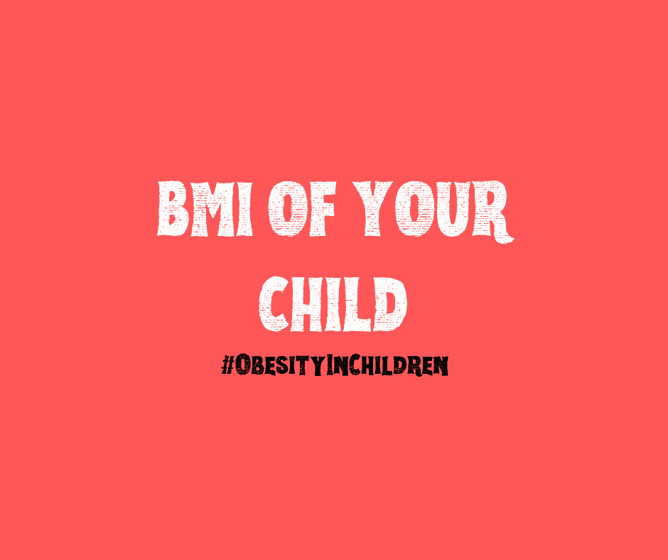 BMI of your child: All you need to know