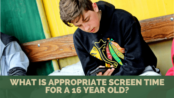 What is appropriate screen time for a 16 year old? – Useful Guide for Parents